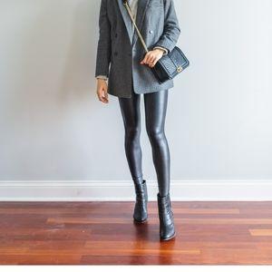 Nwt 7 for all mankind   dark grey leggings